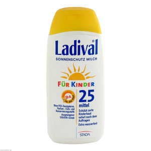 Ladival Kinder Sonnenmilch LSF25